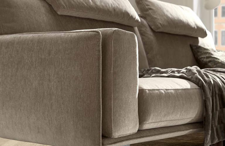 Divano salotto living bright stoffa sfoderabile samoa for Negri arredamenti camerette