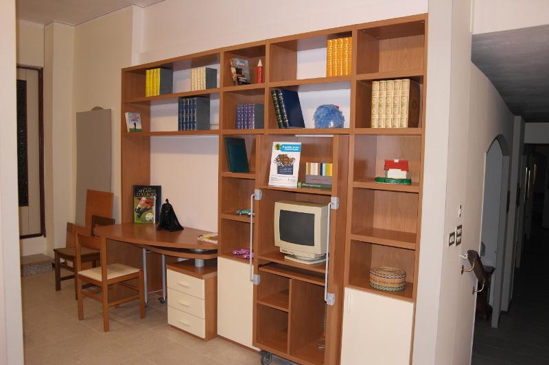 Siloma - Cabina Armadio con libreria